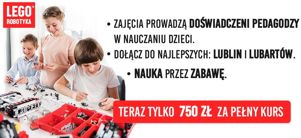 Lego Robotyka Lublin