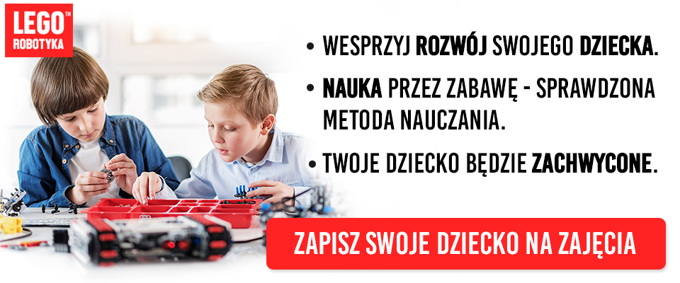 Programowanie Robotyka Dzieci Lublin Lubartów